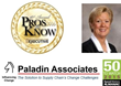 """Barbara Ardell of Paladin Associates Selected as 2016 """"Pro to Know"""" by Supply & Demand Chain Executive"""