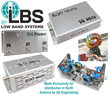 Low Band Systems' Multiplexers and Band Pass Filters