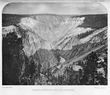 1871-Grand Canyon of the Yellowstone Albertype