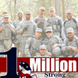 Active Duty U.S. Military Veterans, Civilians Create 1 Million Strong to Assist Troops, Families