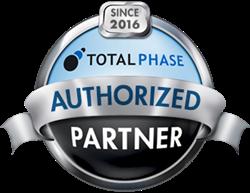 Total Phase Partner Badge
