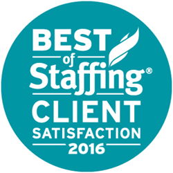 Onyx M.D. Best of Staffing 2016