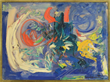 HANS HOFMANN, ABSTRACT IN COLORS realized $94,800