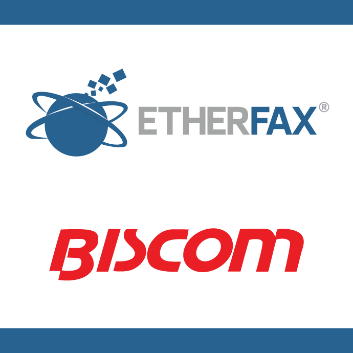 etherFAX Partners with Biscom to Expand Ecosystem for Secure ...