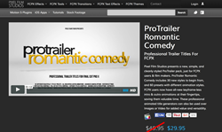 Apple Final Cut Pro X - ProTrailer Romantic Comedy