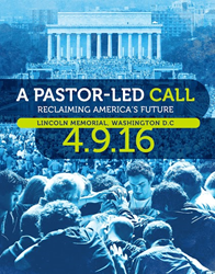 Join us at the Lincoln Memorial for this historic prayer meeting.