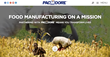 Food Manufacturer, PacMoore Products, Reveals New Mobile-Friendly Website