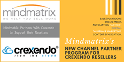 Helping Crexendo enable their channel partners and resellers to drive revenues to new levels.