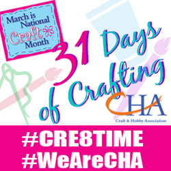 Craft & Hobby Association National Craft Month