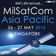 SMi Reports: SatCom Capabilities in APAC to Be Discussed by US Air Force, Australian Defence Force, Ministry of Defence Malaysia, New Zealand Defence Force at MilSatCom