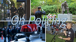 analyzing issues in law enforcement and policing essay Previous article in issue: technological innovations for policing:  law enforcement and the rule of law:  recent books are what works in policing.