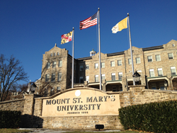 Mount St. Mary's University - Bradley Hall
