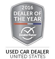 2016 OffLeaseOnly Used Car Dealer of The Year