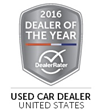 OffLeaseOnly Used Car Dealer of the Year 2016