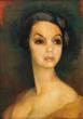 Toon Kelder Painting - wife - Alexandrine