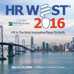 HR West 2016 - March 7-9, Oakland California, Oakland Convention Center