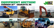 Equipment and Car Auction, Charlotte, NC, February 25, 2016 through JJ Kane Auctioneers