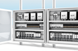 Balluff IP20 Power Supplies can be connected in parallel mode inside a controls cabinet.
