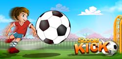 Soccer Kick App