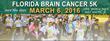 7th Annual Florida Brain Cancer 5K Run/Walk Returns to Lake Worth on March 6th