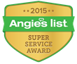 Sun Valley Solar Solutions Honored with 2015 Angie's List Super Service Award