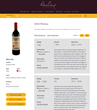 New RobertParker.com Wine Information Page