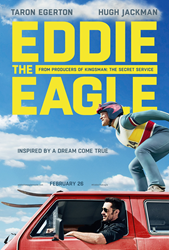 """Eddie the Eagle"" Soars to Great Heights, Lands Truly Moving Picture Award from Heartland Film"