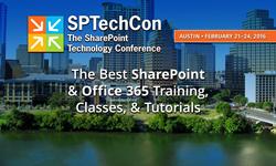 SPTechCon 2016 Austin TX
