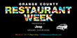 OC Restaurant Week March 6 - 12, 2016