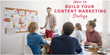 How To Build A Content Marketing Strategy: Shweiki Media Printing Company Presents a New Webinar on Best Practices for Building and Promoting a Company