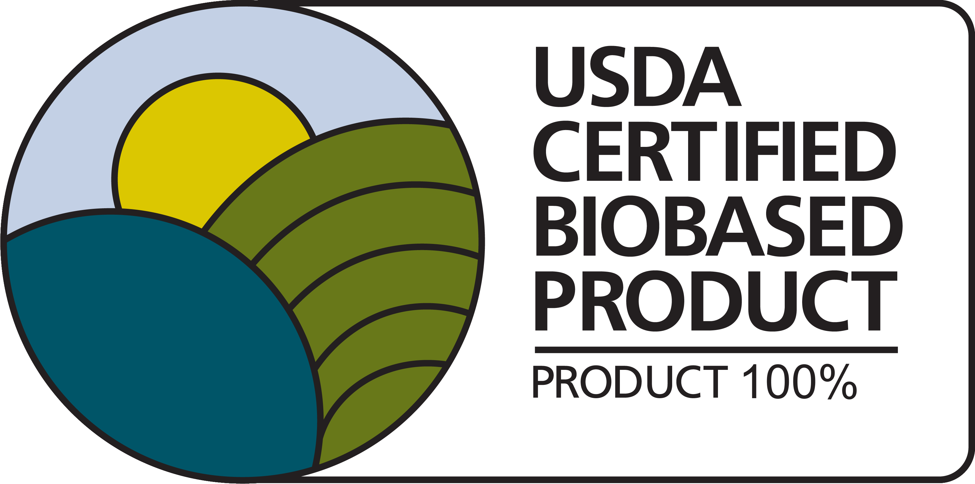 Green ox pallet technology llc earns usda certified biobased the following is an example of the labelgreen ox pallet technology usda biopreffered label xflitez Gallery
