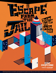Escape from the Jail in San Francisco