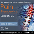 SMi's 16th Annual Pain Therapeutics Meeting to Feature Key Updates from UCL on Translational Biomarkers Following Recent Clinical Breakthrough