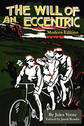 The Will of an Eccentric - Cover