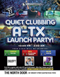 Quiet Clubbing® Ready To Make Major Noise In Austin, Texas