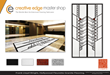 Creative Edge Master Shop Announces Licensing Agreement with the Frank Lloyd Wright Foundation
