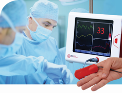 PMD-200™: Medasense's objective pain monitoring system.