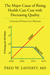 "Dr. Fred W. Lafferty's Informative New Book ""The Major Cause of Rising Health Care Cost with Decreasing Quality: A Scarcity of Primary Care Physicians"""