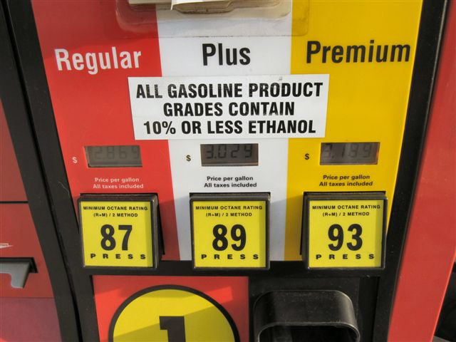Milwaukee Gas Prices >> Ethanol Mandate and the Price You Pay for Gas