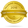 2016 top sales training company