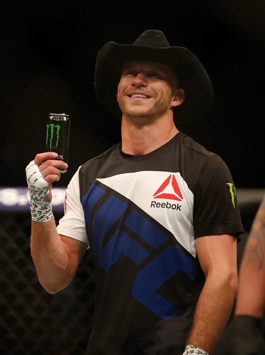 "Monster Energy's Donald ""Cowboy"" Cerrone Defeats Alex ..."