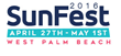SunFest announces 2016 lineup for South Florida's largest waterfront music and art festival