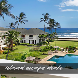 Island Escape Deals on Kauai Vacation Rentals
