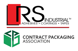 RS Industrial Adhesive Squares contract packaging association