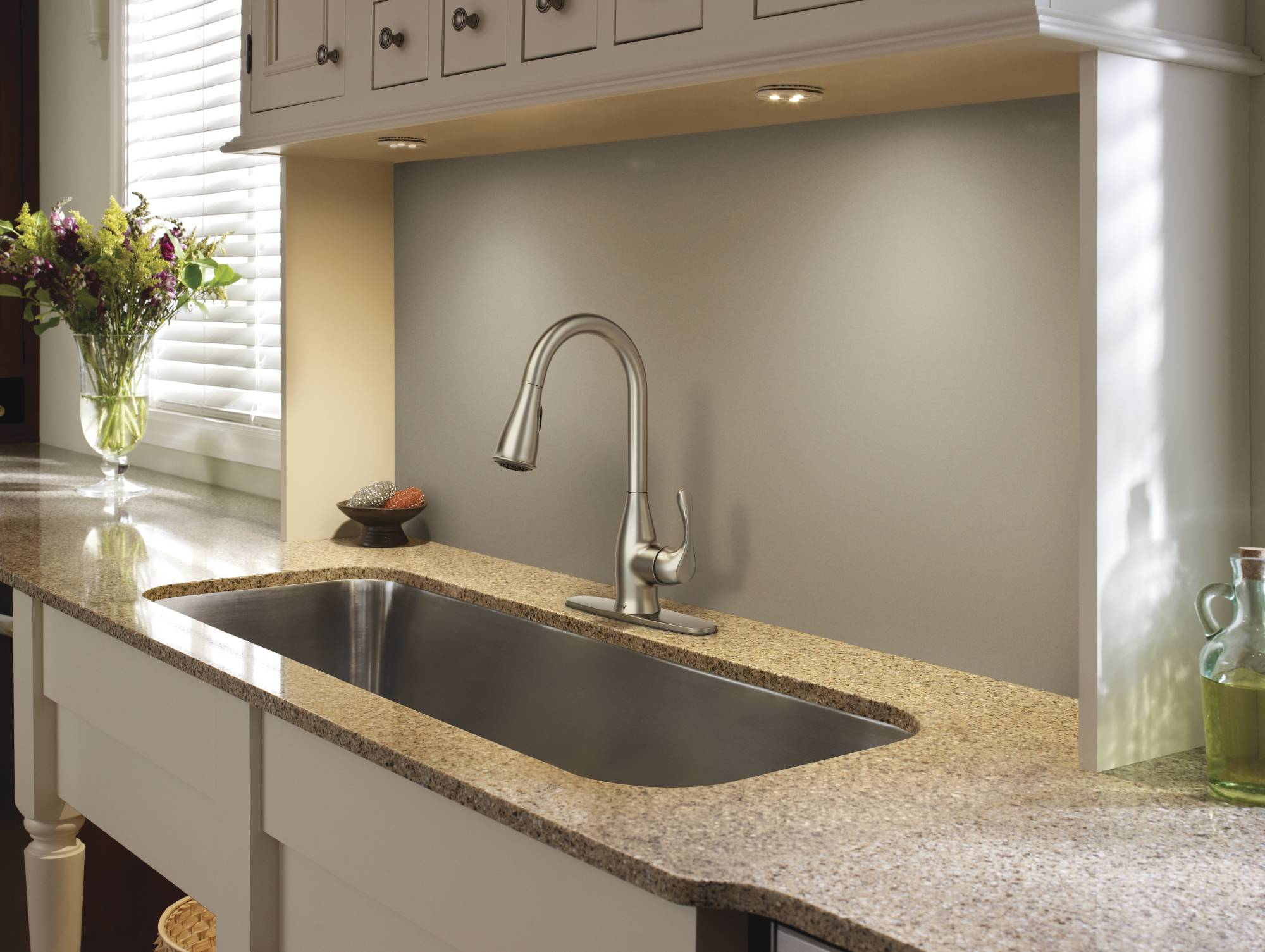 Make The Kitchen Sink Your Favorite Spot With New Moen® Kitchen ...