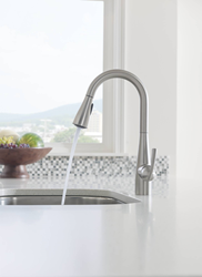 make the kitchen sink your favorite spot with new moen kitchen faucets - Moen Kitchen Sink Faucet