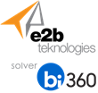 e2b teknologies Adds Solver BI360 Budgeting and Business Intelligence to Its ERP Portfolio