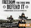 Military AutoSource Hosts Annual Harley-Davidson Giveaway for U.S. Troops in the Middle East