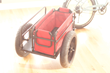 Vineyard Cruisers Fat Tire Bike Trailer