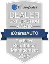 2015 DrivingSales Award